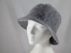 Betmar New York Grey Angora Hat