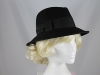 Betmar New York Winter Hat in Black