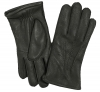 Failsworth Millinery Winston Leather Gloves in Black