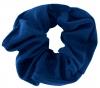 Daisy Daisy Jersey Fabric Scunchy in Blue