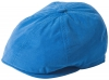 Failsworth Millinery Hudson Microfibre Bakerboy Cap in Blue