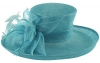 Hawkins Collection Ascot Hat in Blue