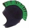 Jiglz Mohican Style Fleece Trapper Hat in Blue