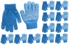 Magic Gripper Gloves Team Pack of Twelve in Blue