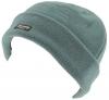 Thinsulate Ladies Fleece Beanie Hat in Blue