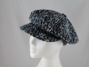 Whiteley Wool Fashion Cap in Blue
