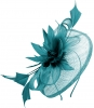Elegance Collection Events Headpiece in Bluebell