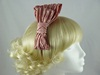 Bow Fascinator in Pink