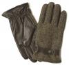 Failsworth Millinery Harris Tweed Gloves in Brown