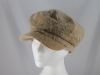 Angora Fashion Cap in Camel