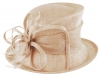 Max and Ellie Occasion Hat in Chalk