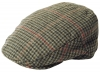 Failsworth Millinery Norwich Flat Cap in Checked 114