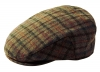 Failsworth Millinery Cambridge Flat Cap in Checked 205