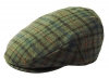 Failsworth Millinery Cambridge Flat Cap in Checked 206