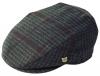 Failsworth Millinery Cambridge Flat Cap (Latest Version) in Checked 268