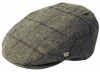 Failsworth Millinery Cambridge Flat Cap (Latest Version) in Checked 270