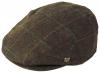 Failsworth Millinery Cambridge Flat Cap (Latest Version) in Checked 300