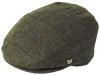 Failsworth Millinery Cambridge Flat Cap (Latest Version) in Checked 398