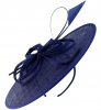 Failsworth Millinery Butterfly Events Disc in Cobalt