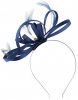 Failsworth Millinery Satin Loops Aliceband Fascinator in Cobalt