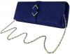 Failsworth Millinery Sinamay Occasion Bag in Cobalt