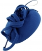 Failsworth Millinery Wool Pillbox in Cobalt