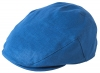 Failsworth Millinery Irish Linen Cap in Denim