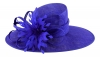 Failsworth Millinery Ascot Hat in Electric