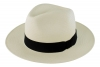 Failsworth Millinery Snap Brim Panama Hat