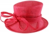 Failsworth Millinery Occasion Hat in Fandango
