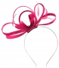 Failsworth Millinery Satin Loops Aliceband Fascinator in Fandango