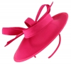 Failsworth Millinery Taffeta Disc in Fandango