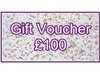 Gift Voucher 100 Pounds