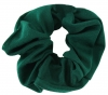 Daisy Daisy Jersey Fabric Scunchy in Green