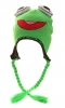 Jiglz Animal Peru Hat in Green