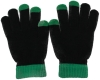 Magic Warm Smartphone Gloves in Green