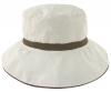 Hawkins Collection Cotton Reversible Sun Hat in Grey