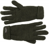 SSP Hats Mens Thinsulate Thermal Gloves in Grey