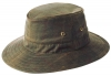 Failsworth Millinery Wax Traveller in Hunter-Brown