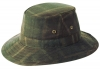 Failsworth Millinery Wax Traveller in Hunter-Green