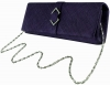 Failsworth Millinery Sinamay Occasion Bag in Indigo