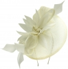 Elegance Collection Events Headpiece in Ivory