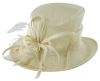 Max and Ellie Occasion Hat in Ivory