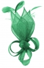 Max and Ellie Lily Comb Fascinator in Jade