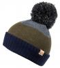 Boardman Cruz Mens Multi Colour Beanie in Khaki