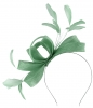 Failsworth Millinery Wide Loops Fascinator in Lagoon