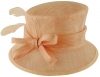 Failsworth Millinery Wedding Hat in Latte