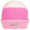 SSP Hats Kids Thinsulate Two Tone Beanie Hat in Light Pink
