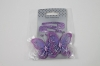 Butterfly Hair Accessories in Lilac