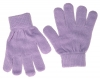 Magic Childrens Stretchy Gloves in Lilac